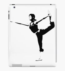 Weathered Wii Fit Trainer iPad Case/Skin