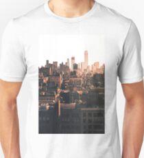 NYC Rooftop ii Unisex T-Shirt