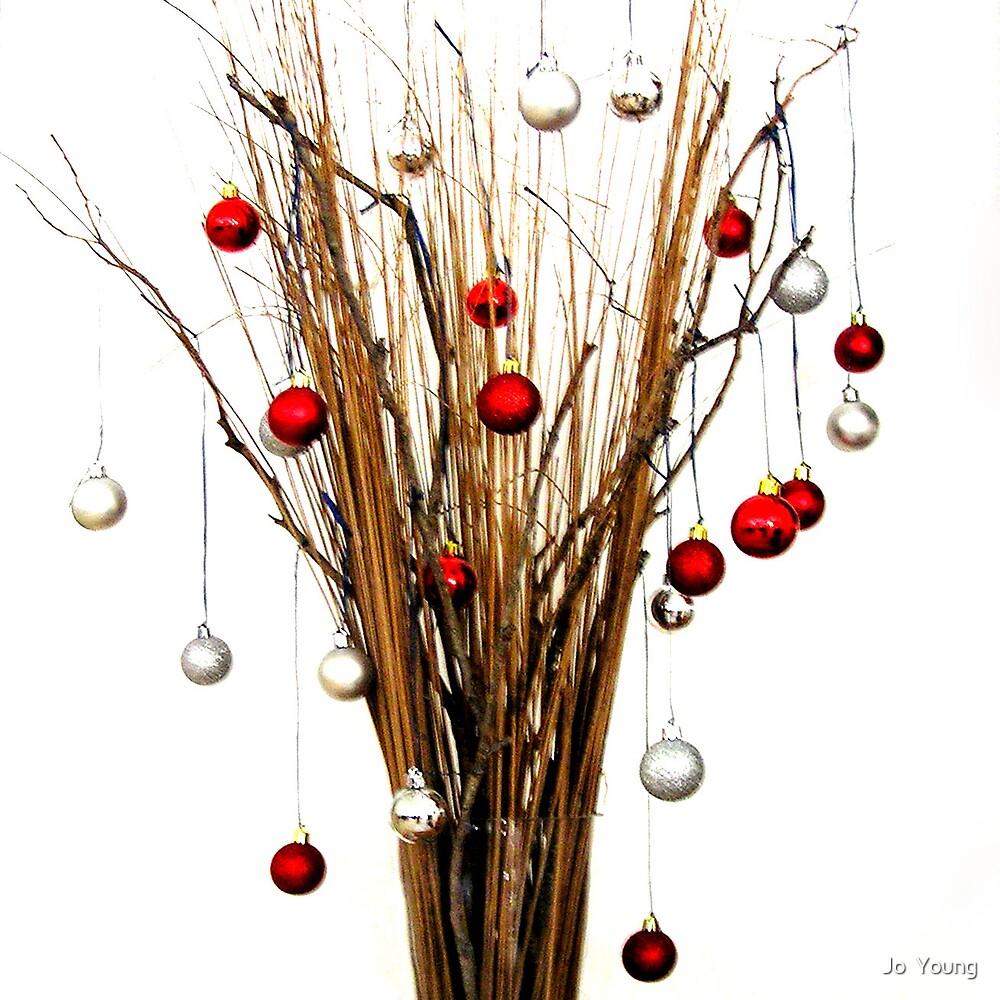 Wicker Tree by Jo  Young
