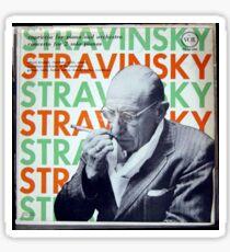Stravinsky Sticker