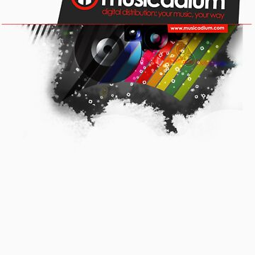 Rainbow Musicadium by musicadium