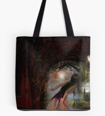 Out Of The Wood Tote Bag