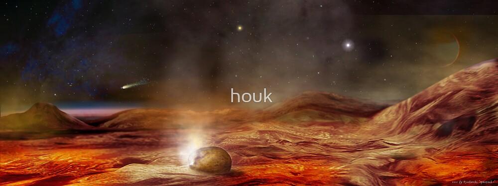 Spacerock I by houk