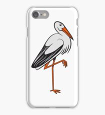 storch  iPhone Case/Skin