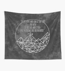 Court of Dreams Wall Tapestry