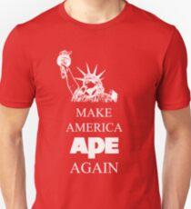Make America Ape Again Unisex T-Shirt