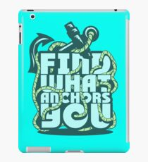 Find what Anchors you iPad Case/Skin
