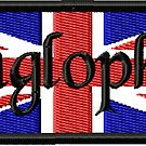 Anglophile Union Jack by storiedthreads