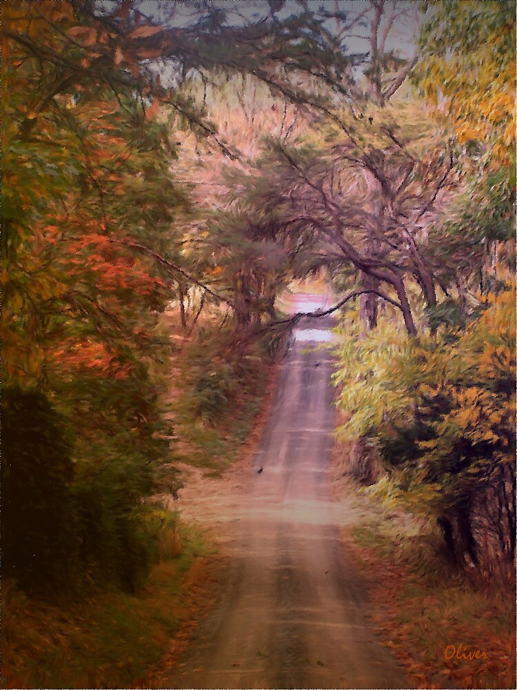 Windfield Road by Charles Oliver