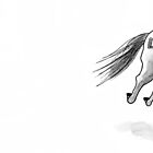 Runaway Pony by April Tonin