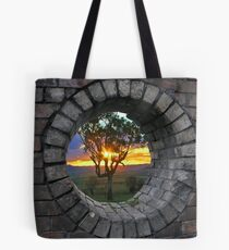The Hole View Tote Bag