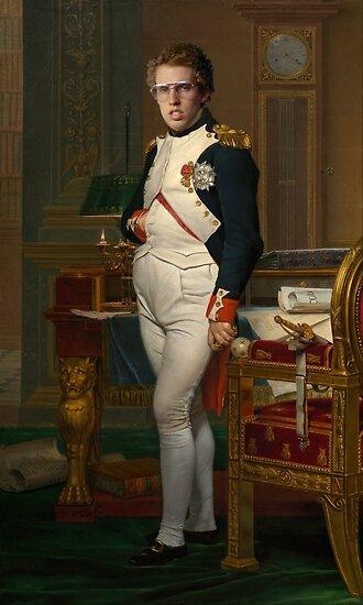 Napoleon Dynaparte von crisalfa