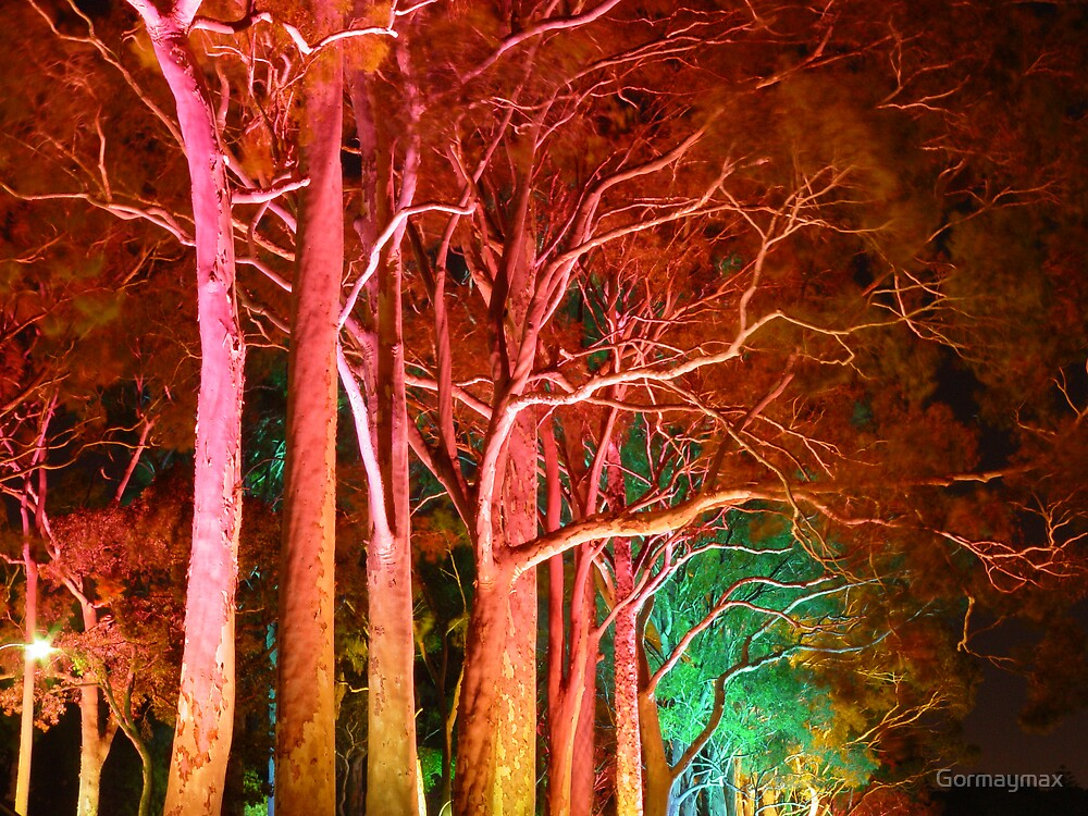 Electric Trees by Gormaymax