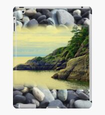 Georgia Beach, British Columbia iPad Case/Skin