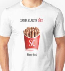 santa clarita diet finger food Unisex T-Shirt