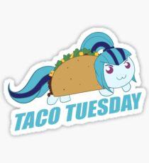 Sonata Dusk - Taco Tuesday Sticker