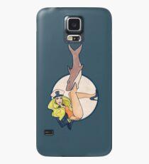 Death Becomes Katya 2.0 Case/Skin for Samsung Galaxy