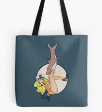 Death Becomes Katya 2.0 Tote Bag