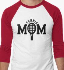 Tennis Mom Men's Baseball ¾ T-Shirt