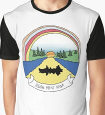 eleven point river Graphic T-Shirt