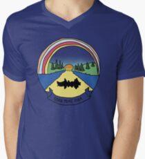 eleven point river Mens V-Neck T-Shirt