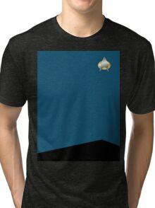 Star Trek Next Generation Cosplay Tri-blend T-Shirt
