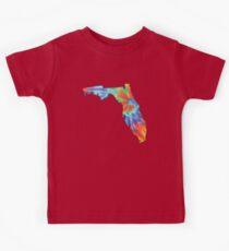 Florida State Tie Dye Kids Tee