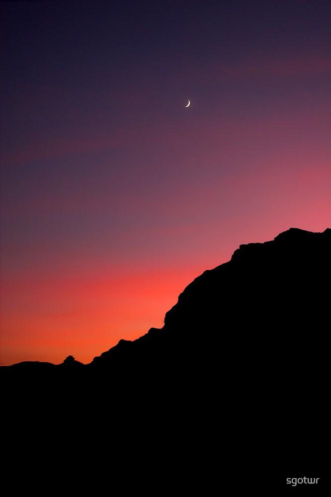 Moelwyn Sunset by sgotwr