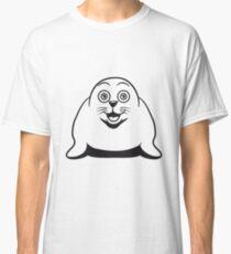 seal funny cute Classic T-Shirt