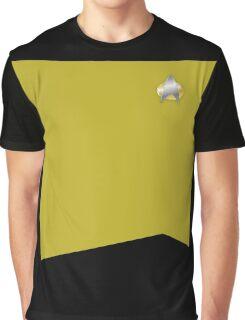 Star Trek Next Generation Cosplay Graphic T-Shirt
