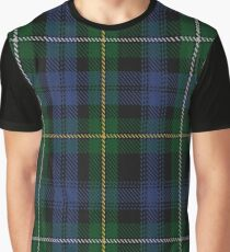 Campbell of Argyll Clan/Family Tartan  Graphic T-Shirt