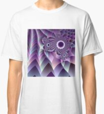 Pretty Purple Petals Classic T-Shirt