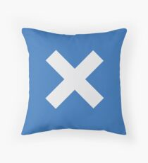 Ship Medic Throw Pillow