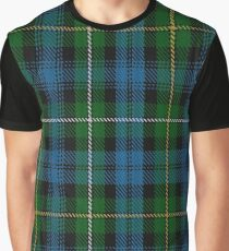 Campbell of Argyll #2 Clan/Family Tartan  Graphic T-Shirt