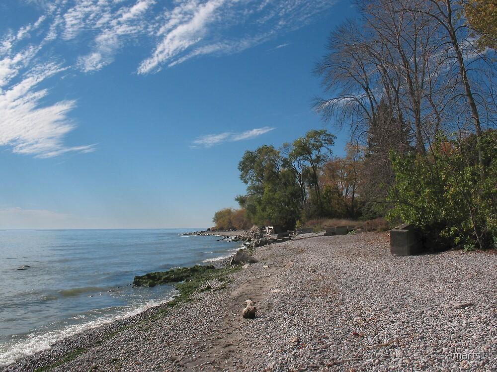 Ajax Beach by marts1