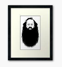Rick Rubin Framed Print