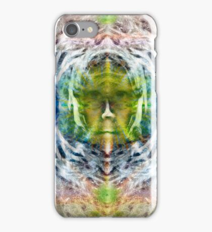Mother Natures Love (art & poetry) iPhone Case/Skin