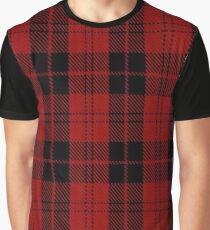 Campbell of Armaddie Clan/Family Tartan  Graphic T-Shirt
