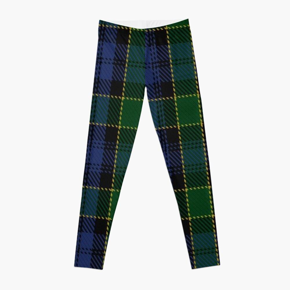 Campbell of Breadalbane Clan/Family Tartan  Leggings