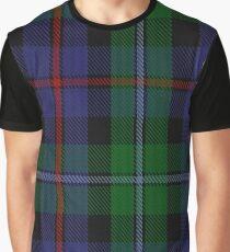 Campbell of Cawdor Clan/Family Tartan  Graphic T-Shirt