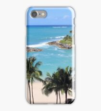 Ocean lagoon iPhone Case/Skin