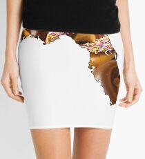 Florida State Donuts Mini Skirt