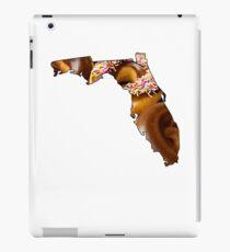Florida State Donuts iPad Case/Skin