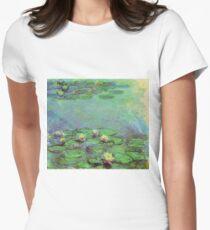 Claude Monet - Water Lilies 1917 6 T-Shirt