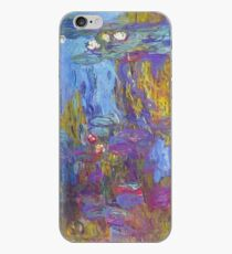 Claude Monet - Water Lilies 1917 2 iPhone Case