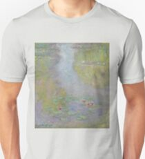 Claude Monet - Water Lilies 1908 Unisex T-Shirt