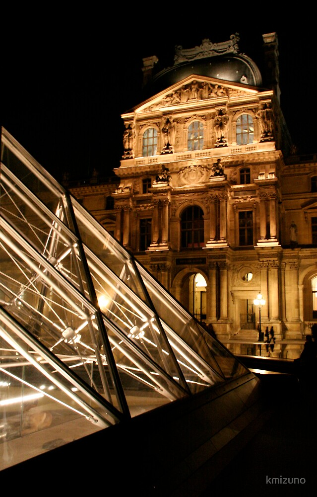 La Nuit Blanche by kmizuno
