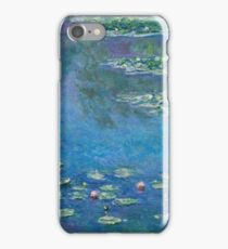 Claude Monet - Water Lilies 1906 iPhone Case/Skin