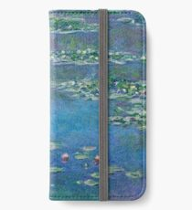 Claude Monet - Water Lilies 1906 iPhone Wallet/Case/Skin
