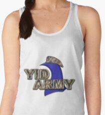 The Yid Army - Tottenham's Faithful Fans Women's Tank Top